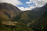 This sprawling complex was one of the largest structures north of Lukla along the Everest trail.